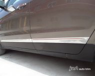 2010-2013 Cadillac SRX Stainless Steel Body Side Molding