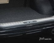 2013 nissan altima Stainless steel Rear Bumper cargo Protector sill plate cover