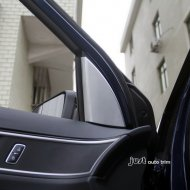 INTERIOR TRIANGLE MOULDING COVER TRIMS FOR 2015-2016 FORD EXPLOR