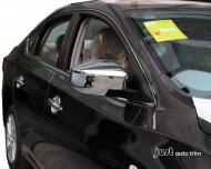 2013 Sentra Sylphy Chrome body side mirror cover