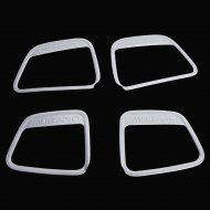 CHROME SPEAKERS MOULDING COVER TRIMS FOR NISSAN ACCESSORIES 2015-2016 MURANO