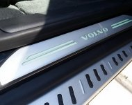 2010 2011 2012 2013 VOLVO XC60 Door sill scuff plate Guards without light