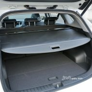 Aluminum alloy rear cargo canvas Stretch cover for 2015-2016 Hyundai Tucson