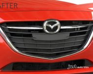 2014 Mazda 3 Axela Chrome Front grille grill cover trim