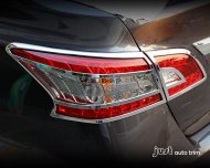 2013 Sentra Sylphy taillight rear light lamp cover trim