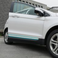 Chrome Body Side Molding for 2015-2016 FORD EDGE