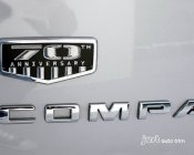 jeep compass 70th Anniversary-Emblem MOPARS
