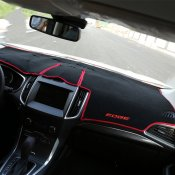 Dashboard Dark mat protection set for 2015-2016 FORD EDGE