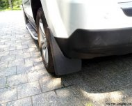 2011-2014 JEEP PATRIOT splash guard mud flap