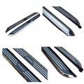 ALUMINUM STRIP BODY SIDE STEP FOR 2011- 2013 PORSCHE CAYENNE