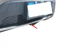 BMW X3 grille trim FRONT -down grille trim f25