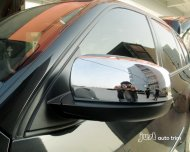 2008 -2012 2013 BMW X5 X6 E70 E71 E72 chrome side mirror cover trim