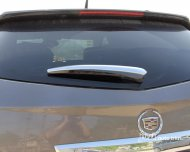 2010 - 2013 Cadillac SRX Chrome Rear wiper cover trim trims