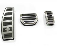 Land Rover LR3 LR4 Range Rover Sport Stainless Steel foot Pedal