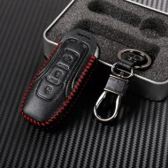 GENUINE LEATHER KEY COVER for 2016 FORD EXPLORER