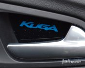 2013 Ford Escape Kuga Inner door bowl stickers decorative