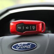 Remote key shell cover Bright Color for 2015-2016 FORD EDGE