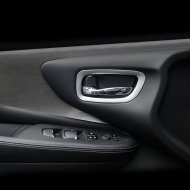 Chrome Interior Handle Molding Cover Trim For 2015-2017 Nissan MURANO