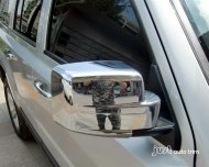 2007-2012 JEEP PATRIOT LIBERTY Chrome plated Mirror Cover