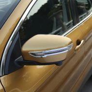 Chrome Body side Mirror Cover Trims For 2015-2017 Nissan MURANO
