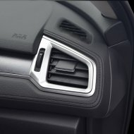 AC VENT Frame Moulding Cover Trims for 2016-2017 Honda Civic