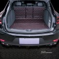 Leather Rear Cargo Trunk Mat Cover For 2014-2016 Porsche Macan