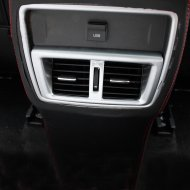 AC VENT frame moulding cover trims for Nissan Accessories 2015-2016 Murano