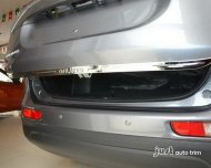 2014 Mitsubishi Outlander Chrome Rear Trunk Lid Trim cover