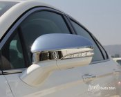 2013 2014 Ford Mondeo Fusion Chrome body side mirror cover trim