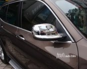 BMW X3 side mirror chrome cover trim F25