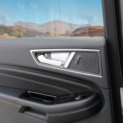 interior doors handle bowl cover trim for 2015-2016 FORD EDGE