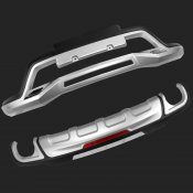 FRONT&REAR BUMPER COVER KIT FOR Buick Accessories 2016 ENVISION