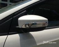 2013 2014 Ford Escape Kuga Chrome REARVIEW MIRROR SIDE MOLDING COVER TRIM GANISH