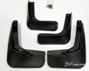 2013 13 FORD FUSION MOLDED MUD FLAP SPLASH GUARD MUDGUARDS SET OF 4