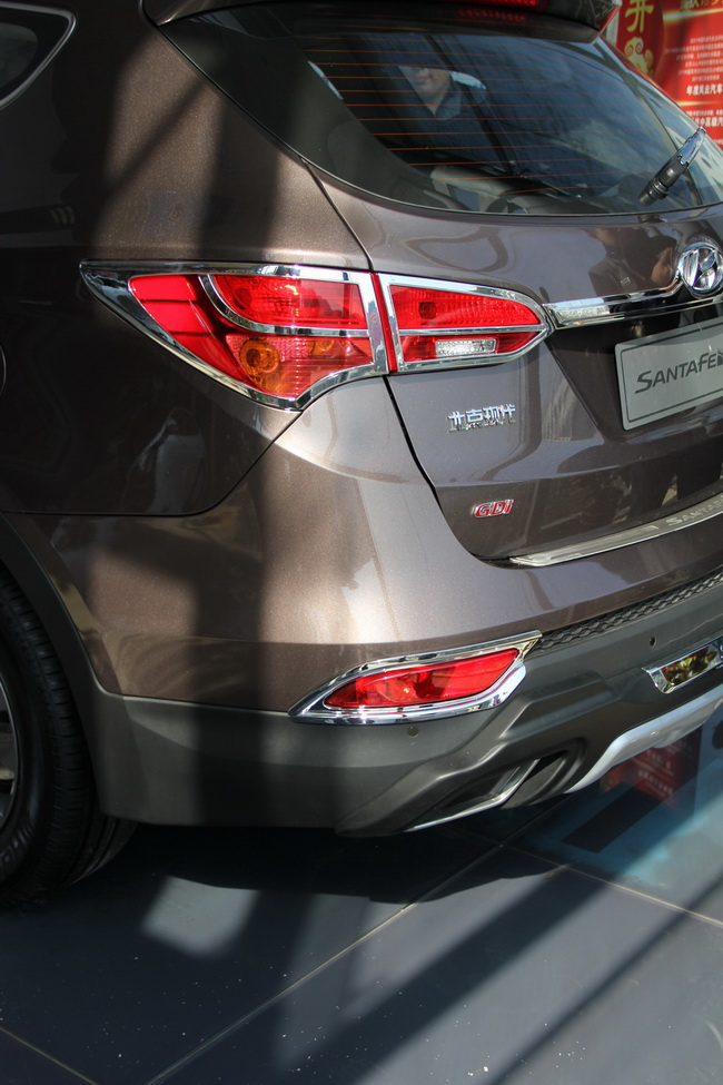 Chrome Accessories For Santa Fe 2013 Hyundai Forums